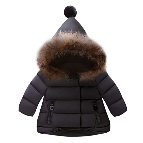 UONQD Baby Girls Boys Kids Jacket Coat Autumn Winter for sale  Delivered anywhere in USA