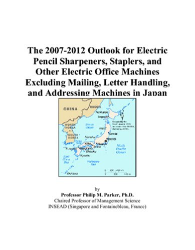The 2007-2012 Outlook for Electric Pencil