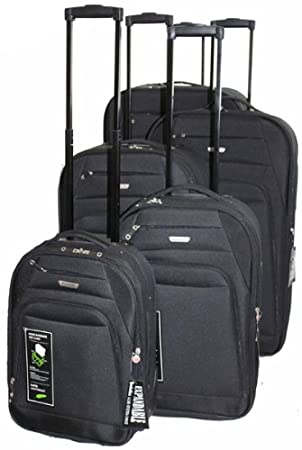 Extra Large Medium Small Super Lightweight Suitcases Luggage SET ...