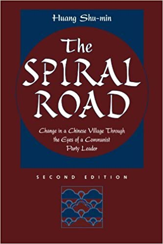 Book The Spiral Road: Change In A Chinese Village Through The Eyes Of A Communist Party Leader, Second Edition (Development, Conflict, and Social Change) by Huang Shu-min (1998-04-03)