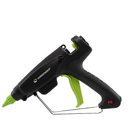 PRO2-180 180 Watt High Temperature Professional Heavy Duty Hot Glue Gun - Uses full size, 7/16'' glue sticks by Surebonder