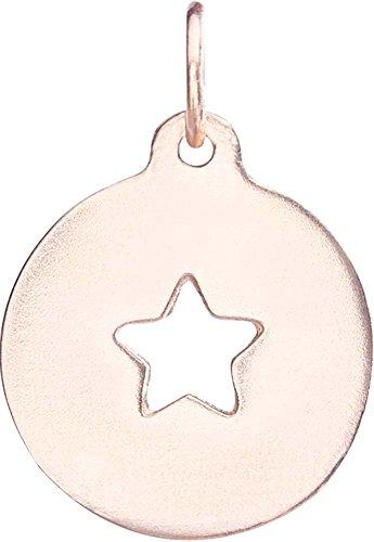Helen Ficalora Star Cutout Charm Rose Gold by Helen Ficalora