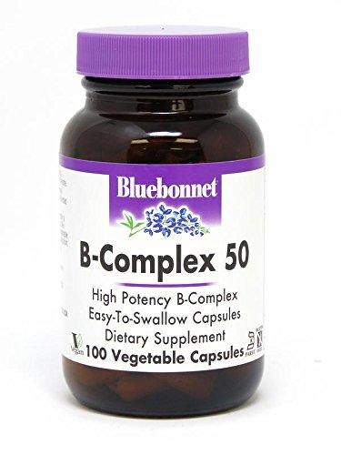 BLUEBONNET Nutrition B-Complex 50