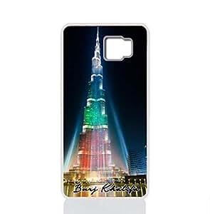 Samsung Galaxy S6 Case with Burj Khalifa Design 175
