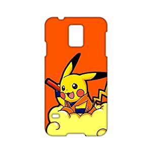 Angl 3D Case Cover Cartoon Pikachu Phone Case for Samsung Galaxy s 5