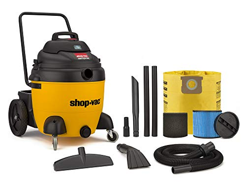 Shop-Vac 18 gal 6.5 Peak HP Contractor Wet Dry Vacuum – 9627410
