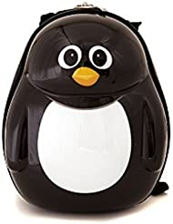 CUTIES AND PALS KIDS BOYS GIRLS TRAVEL SCHOOL BACKPACK (13) - PENGUIN