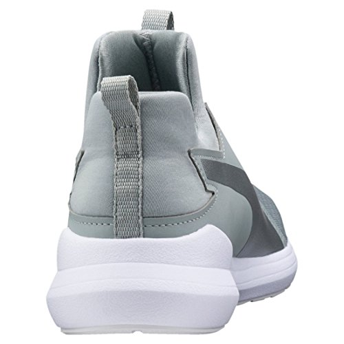 Zapatillas Quarry Mid Puma silver Mujer Gris Rebel wqUxFgE1
