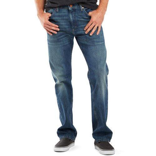 Levis 505 Regular Fit Denim - 4