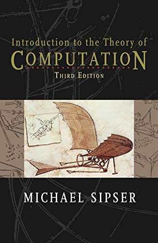 Introduction to the Theory of Computation (Introduction To The Theory Of Computation 3rd)