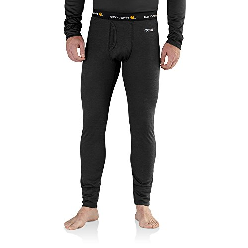 Carhartt Men's Base Force Extremes Cold Weather Bottom, Black, X-Large