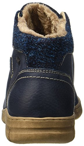 Josef Seibel Fils De Dames 13 Bleu Haute Sneaker (bleu / Cobalto)