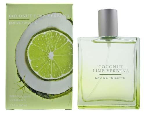 Bath & Body Works Luxuries Coconut Lime Verbena Eau De Toile