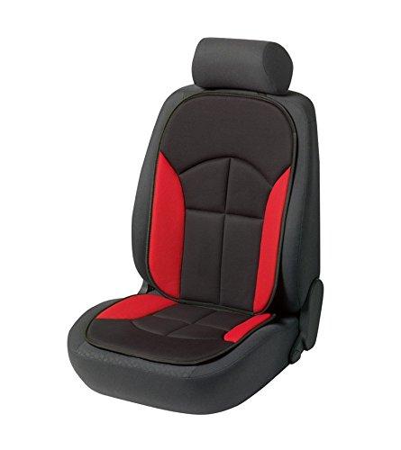 CTE # Sitzauflage Sitzschoner einzeln Novara rot