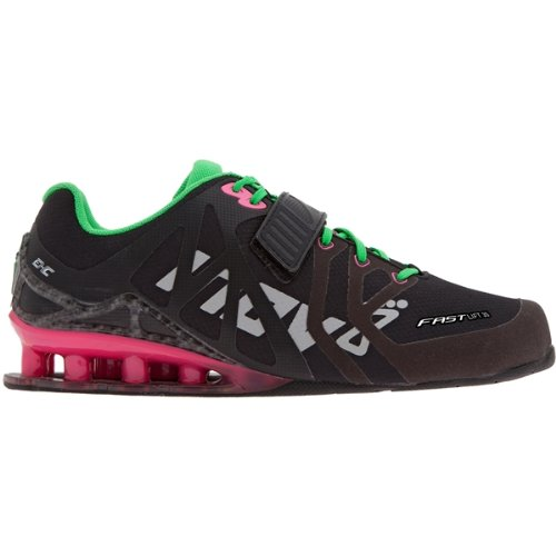 Inov-8 Women's FastLift™ 315 Cross-Training Shoe,Black/Pink/Green,11 M US