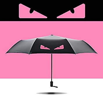 VaThaStore Fancytime Women Folding Rain Umbrella Mini Fashion Pocket Small Sun Rain Parasol Anti-UV