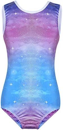 体操レオタード ダンス ボディスーツ ジャンプスーツ 水着 速乾 通気性 全4サイズ