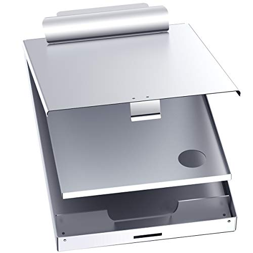 Metal Clipboard with Storage