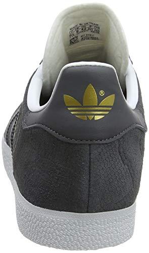 Gazelle gricin W Femme Gymnastique De Gris Ftwbla Chaussures 0 Adidas Gricin d510wxqRdn
