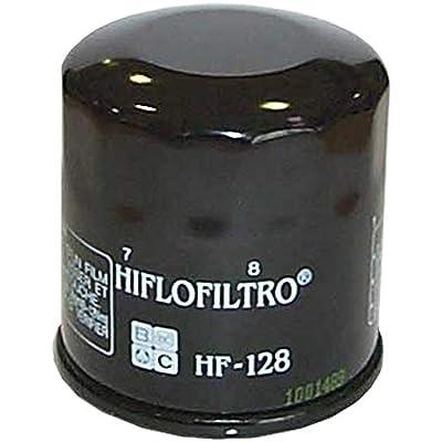 HIFLO FILTRO HF128 Premium Oil Filter: Automotive