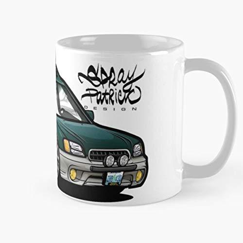 Subaru Outback Llbean Classic Mug Best Gift Coffee Mugs 11 Oz