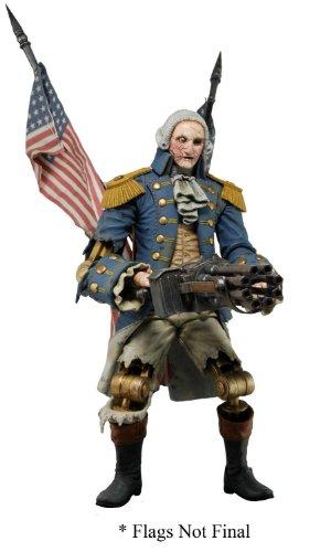 Bioshock Infinite / George Washington Motor Patriot 9 inches Action Figure (japan import)