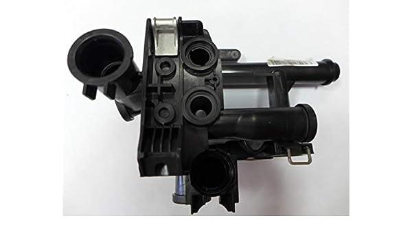 SAUNIER_DUVAL - Cuerpo hidraulico izquierdo micraplus NOX 24 25: Amazon.es: Bricolaje y herramientas