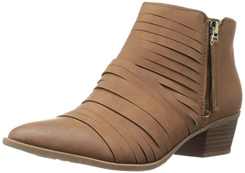 Circus by Sam Edelman Women's Holden Ankle Bootie, Maple, 10 M US