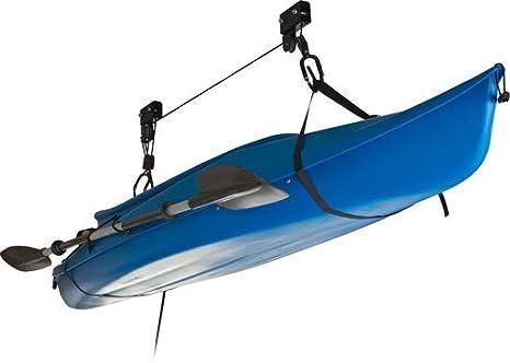 Ho Sistema de montacargas de techo para canoa y kayak