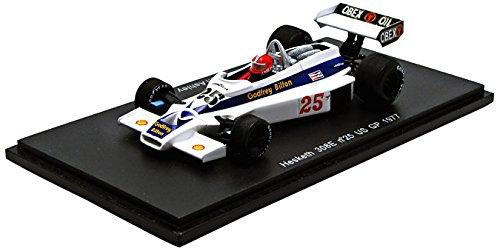 Spark S2236 – Fahrzeug Miniatur – Modell Maßstab – HESKETH Racing 308E – US GP – 1977 – Maßstab 1/43