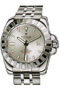 Tudor 20010-62100 (w) - Reloj de pulsera hombre, acero inoxidable
