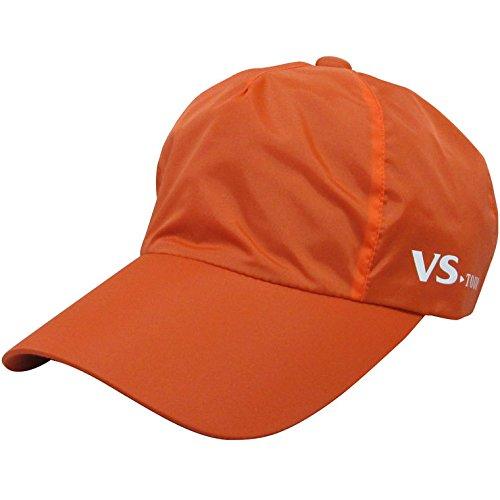 キャスコ KASCO レインウェア レインキャップ VSRC-1535 オレンジ フリー