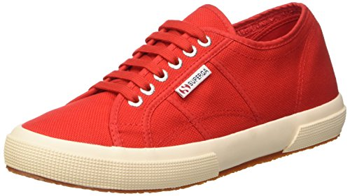 Superga 2750 Cotu Classic S000010, Zapatillas Unisex Adulto Rojo (Red 975)