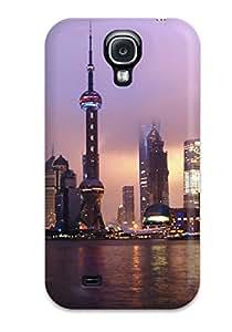 Amanda W. Malone's Shop New Arrival Shanghai City Case Cover/ S4 Galaxy Case