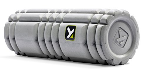 TriggerPoint CORE Multi Density Solid Foam Roller with Free Online Instructional Videos
