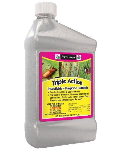 Fertilome Triple Action plus II With 70% Neem Oil -1 pint (16 ()