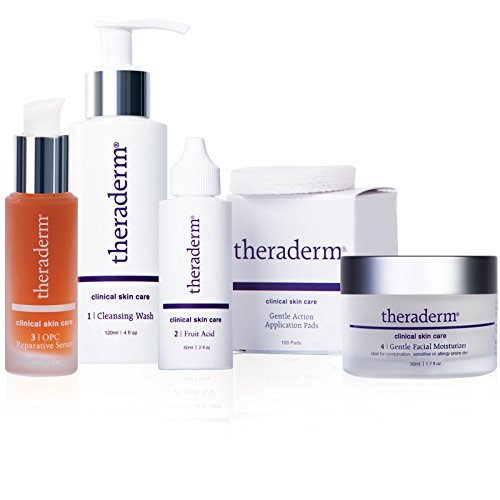 Theraderm Skin Renewal System with Gentle Moisturizer