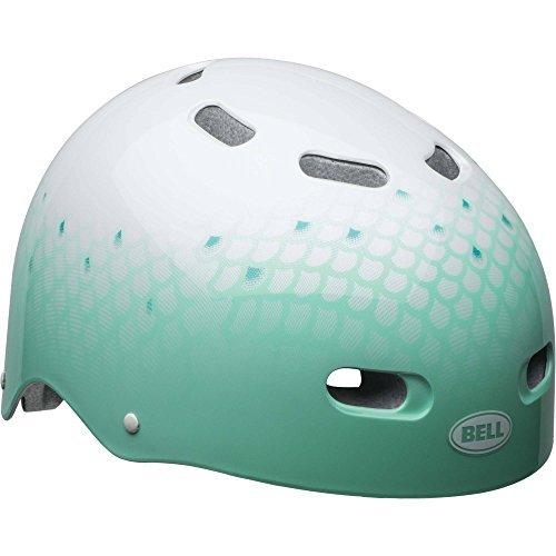 Bell Sports Bike Candy Multisport Youth Helmet, White Mint G