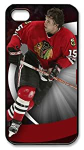Chicago Blackhawks,Tuomo Ruutu Customizable iphone 4/4s Case by icasepersonalized