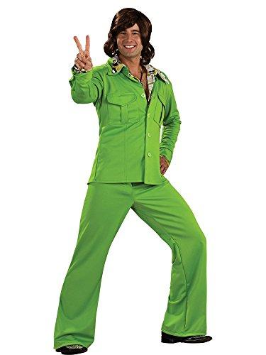 Rubie's DisLeisure Suit, Green, Standard Costume]()