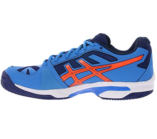 Methyl Padel Gel Blue Ginnastica SG Asics da Hot 2 Professional Blu Indigo Orange Blue Azul Scarpe agWxvwq