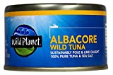 Wild Planet, Wild Albacore Tuna, 7.5 Ounce (Pack of 12)