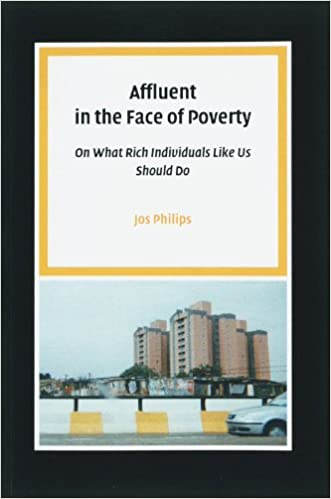 Affluent in the face of Poverty (Pallas Proefschriften) (English and Dutch Edition)