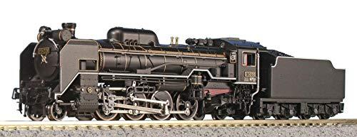 Kato N Gauge D512002016–8Railway Train Steam Locomotive