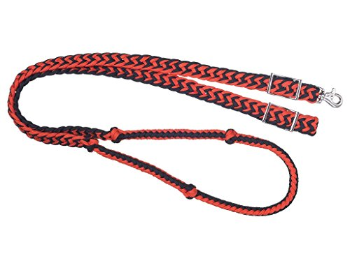 Tough 1 Knotted Cord Roping Reins