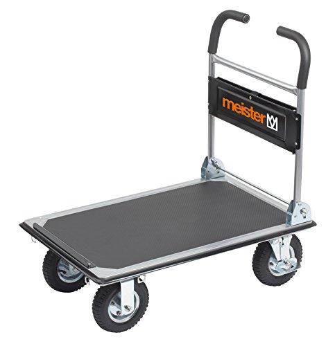 Meister Plattformwagen 300 kg,