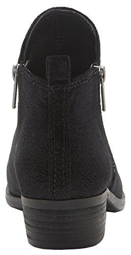 Black Velvet Basel Women's Lucky Brand Boot xqIa7O04w