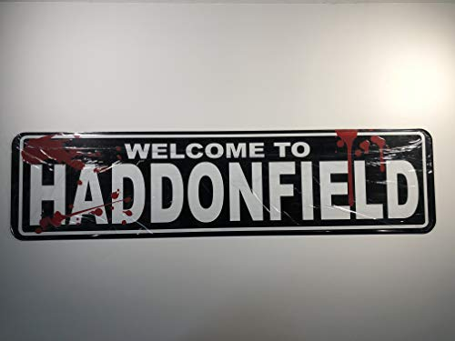 POPCultureSigns Welcome to Haddonfield Bloody Street for sale  Delivered anywhere in USA