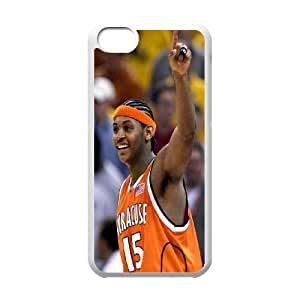 Custom High Quality WUCHAOGUI Phone case Carmelo anthony - New York Nicks Protective Case For Iphone 6 plus (5.5) - Case-8