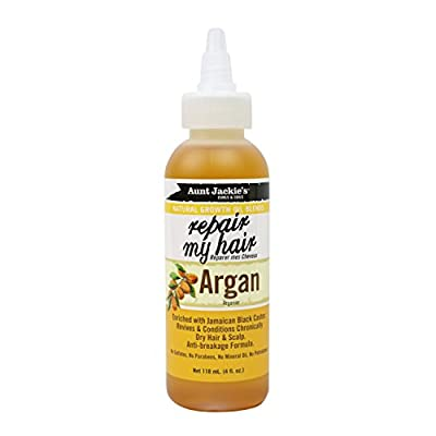 Aunt Jackie's Repair My Hair Argan Natural Growth Oil